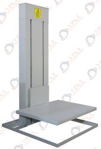 ВПМ «ЭКОНОМ» комплектация №1 Вертикальная подъемная платформа