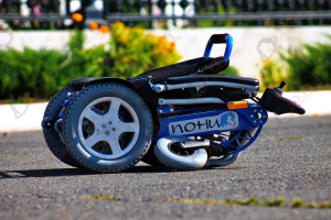 Электроколяска для инвалидов ПОНИ-130