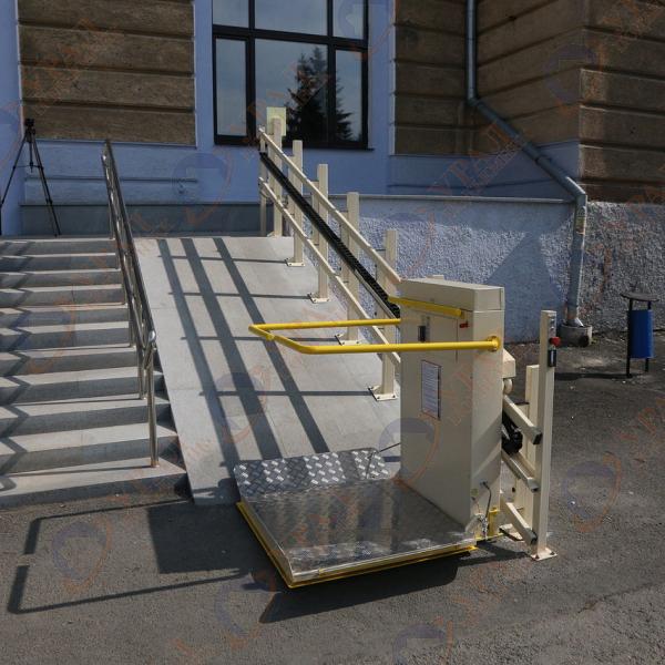 РПМ-01 Наклонный подъемник для инвалидов по ГОСТ (уличный/внутренний)